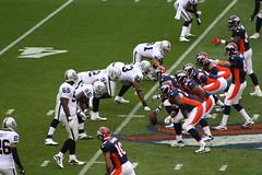 Raiders vs. Broncos
