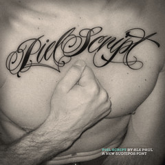 Piel Script - Tattoo You