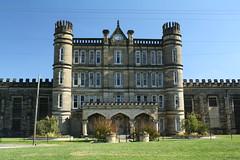 West Virginia Penitentiary (Itinerant Wanderer) Tags: scary gothic haunted prison westvirginia prisoners inmates marshallcounty moundsville westvirginiastatepenitentiary