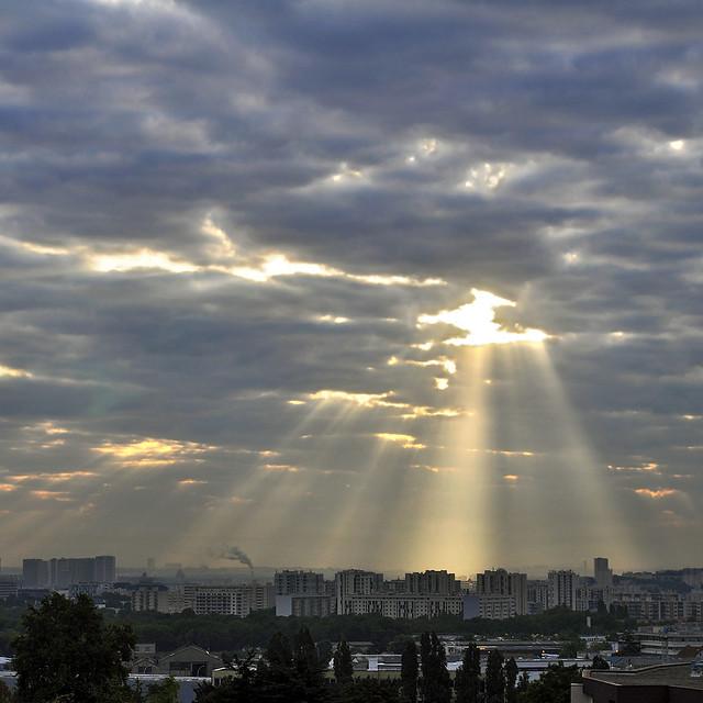 Lever de Soleil sur Châtillon (101)