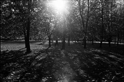 Москва / Октябрь 2010