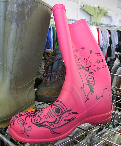 Most Awesome Wellies Evar!