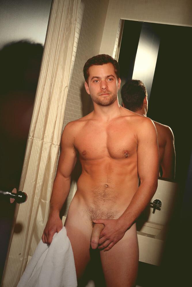 behavior of a naked slave