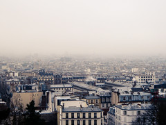 Grey Morning [Explored] (Oh beautiful world.) Tags: city travel winter paris france buildings grey ohbeautifulworld hannekevollbehr