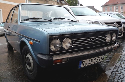 Fiat 131S Mirafiori