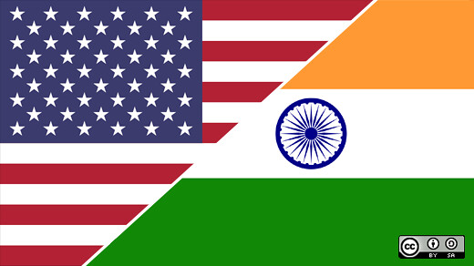 East meets West: the U.S.-India open government dialogue