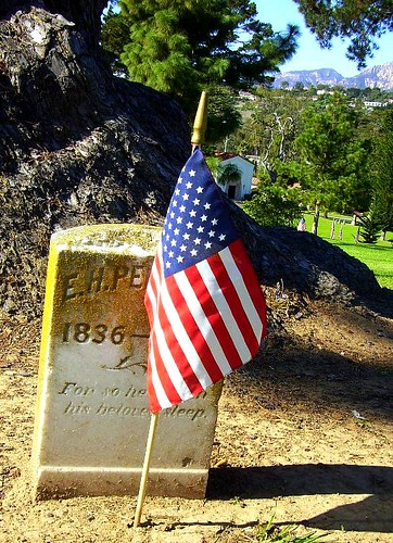 Veteran's Headstone