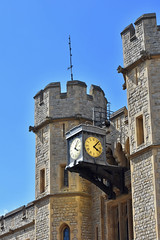 Tower of London Clock