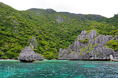 El Nido, Palawan (kmylampro) Tags: elnido palawan philippines nature water sea ocean clear green blue rocks