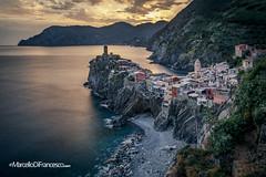 Vernazza (Marcello Di Francesco) Tags: 5terre laspezia paesaggio landscapes liguria liguriasea seascapes vernazza