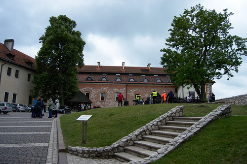 Monastery from the inner yard