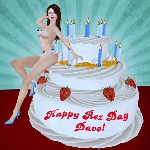 #15 Surprise Cake!