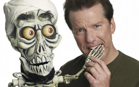 jeff dunham achmed jr. Jeff Dunham and Achmed