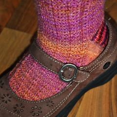 Classy Slip-Up Socks