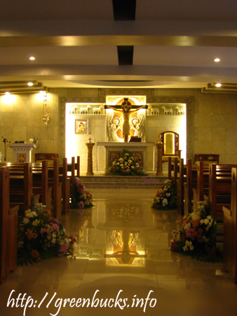 Nativity Chapel of the Immaculate Conception Cathedral