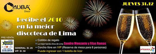 Fiesta de Fin de Año - Onuba Disco