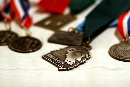 running-medals