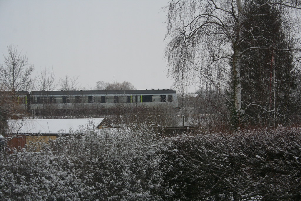 Train to Næstved