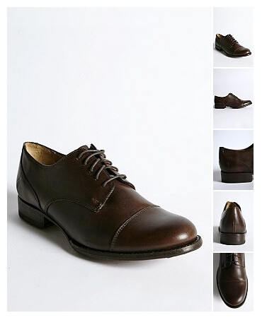 Menswear Oxfords