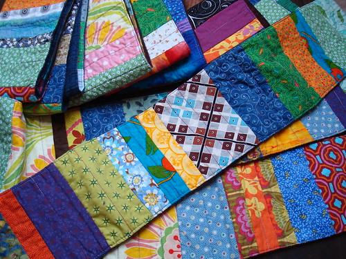 Xmas scarves 3