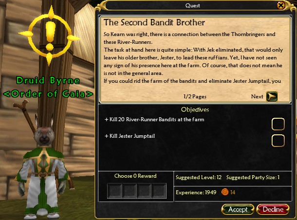 Anglorum / Quest / The Second Bandit Brother (Jester Jumptail) 4253273648_19ffa7cce0_o