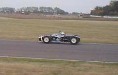 Goodwood Revival 2009 Sir Stirling Moss driving Lotus Climax 18 (74Mex) Tags: moss lotus stirling 18 sir 2009 goodwood climax revival