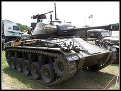 War & Peace 2005 (Kensai65) Tags: show museum truck war peace tank military armor ww2 ww1 armour normandy axis reenactors tanks allies afv chaffee militaryvehicles armoured m24 warpeace warandpeaceshow lighttank m24chaffee ww2tank carsweaponsmilitary