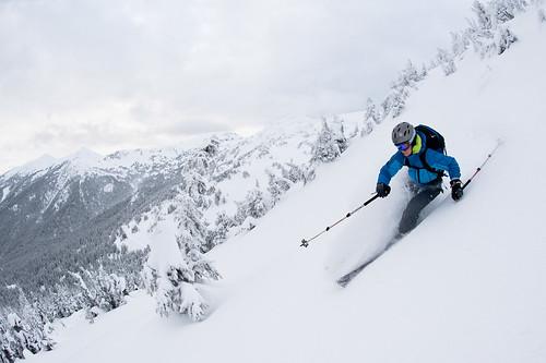 Tyax New Years Cinnabar Basin Ridge-a-rama Skiing Jan 2 2010   -16