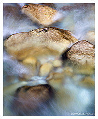 Stream and Rocks, Acheloos river (Christos Andronis) Tags: travel blue light white mountain water landscape rocks stream colours boulder greece 24105 thessaly    5dmkii lakmos