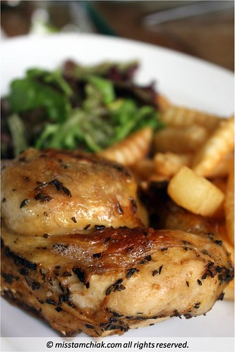 Herbal Roasted Chicken
