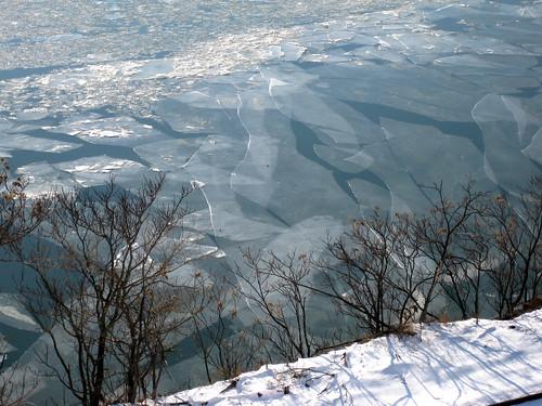 ice on the mon