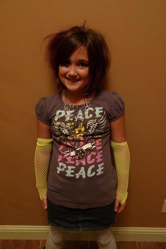 Punk rocker!