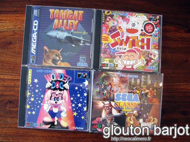 jeux mega cd - 14-01-10