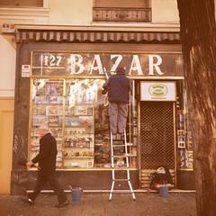 (Rocío Muñiz) Tags: madrid yashica bazar portra160vc putamierdareveladosrepresenta