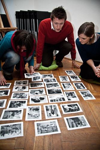 Migawki - spotkanie z Jerzym Nogalem (fotoedytorem GW)