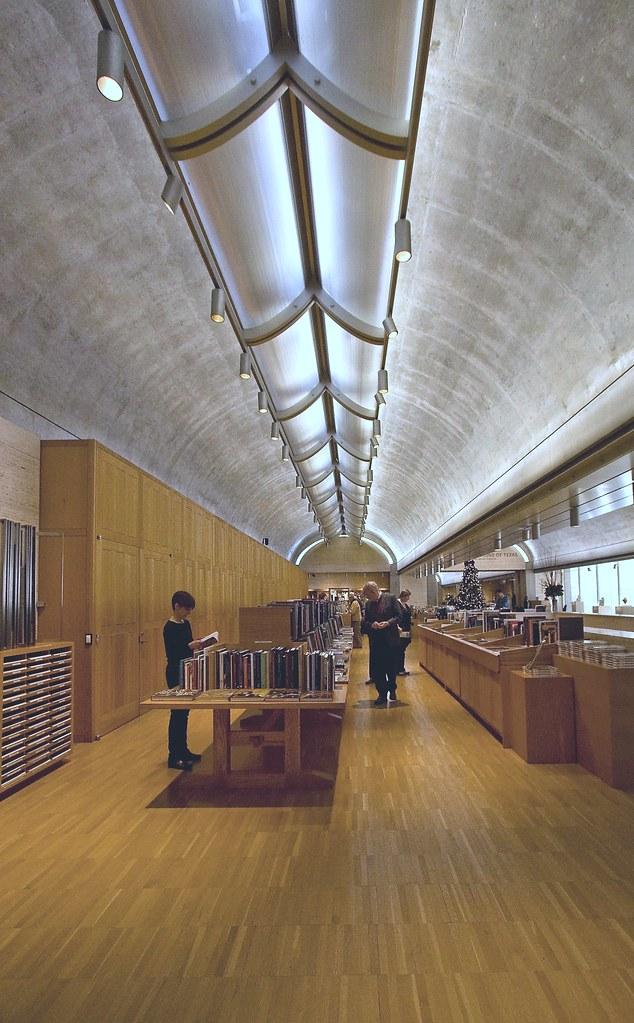 Kimball Museum-Interior