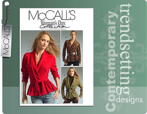 McCalls 5529 Jackets