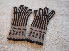 Anu's Christmas Gloves