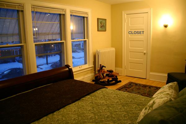 Finn's Future Bedroom