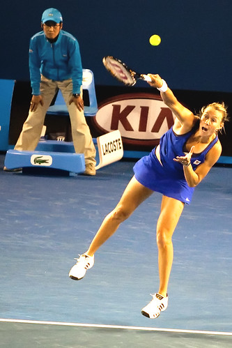 Alicia Molik - Alicia Molik in Action