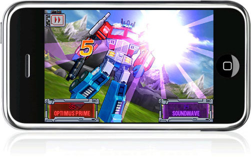 Transformers Awakening for iPhone