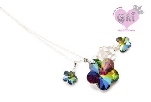 spring love necklace 2