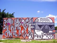 Peixe - Foo (onio) Tags: old school toy graffiti kid style cc crew e foo com cerveja tosco contra gringo alemanha charme corrente cigarro cachaa cem grif cuarta ipek conceito onio chorda ceito chapante cri