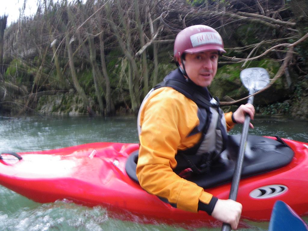 Descenso ríos Urederra y Ega 015