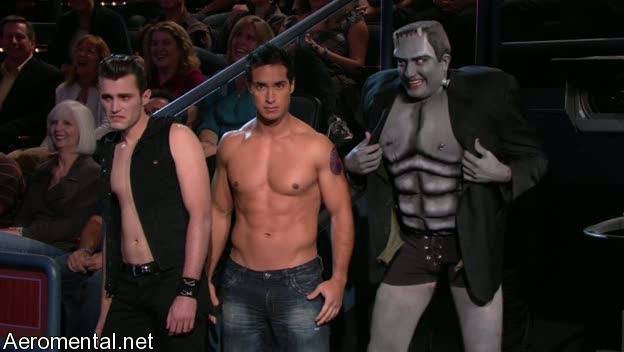 último Conan O'Brien The Tonight Show Twilight