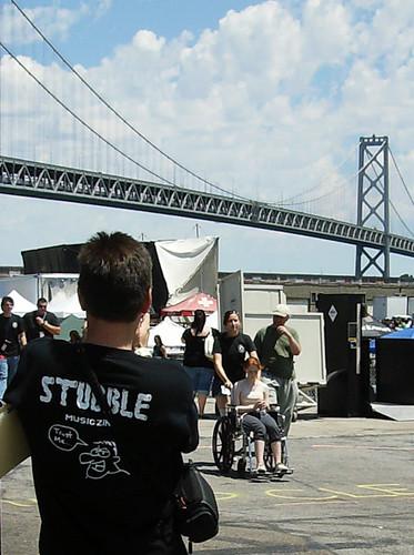 Stubble @ Vans Warped Tour Pier 30/32