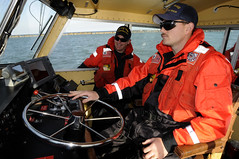 wbcg24 (Alan Cradick) Tags: station boat cg wrightsville drills brach