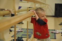 Mathias Avoiding Parent/Child Yoga With His Mom (mrbula) Tags: mia mathias kcmp thecurrent minneapolisinstituteofarts rockthecradle artsmia