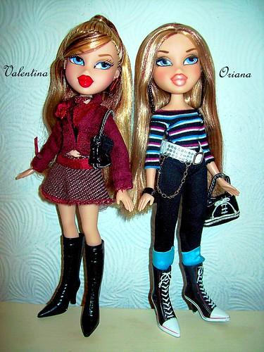 bratz twins 3rd edition a photo on flickriver