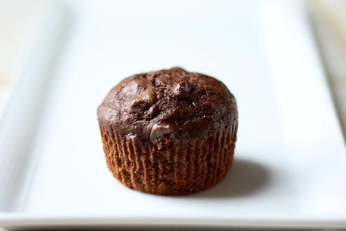 TWD Cocoa Nana Muffins